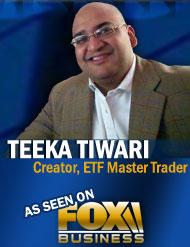 Teeka Tiwari, CIO Point & Profit, As Seen of Fox